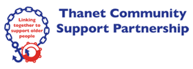 Thanet Community Support Partnership logo